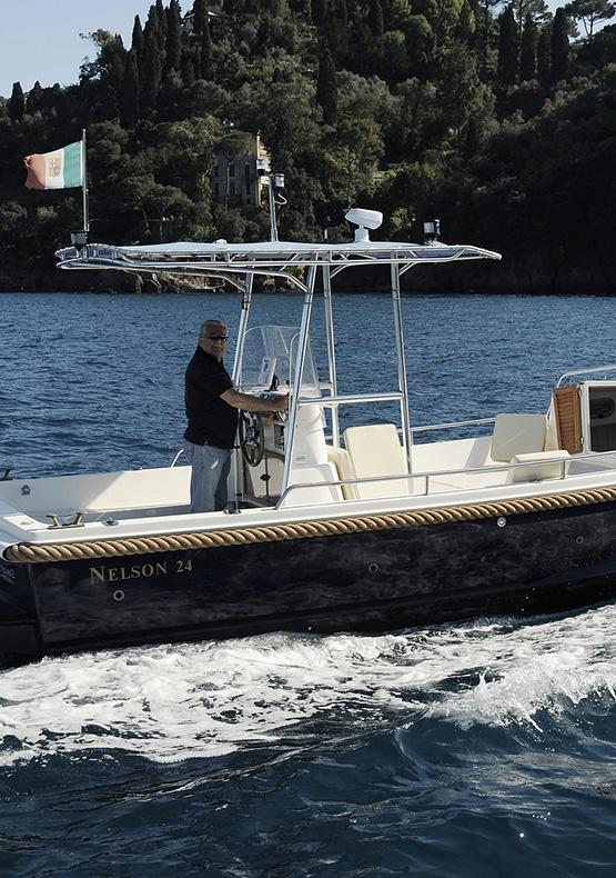 Portofino Private Boat Tours Lunaetours