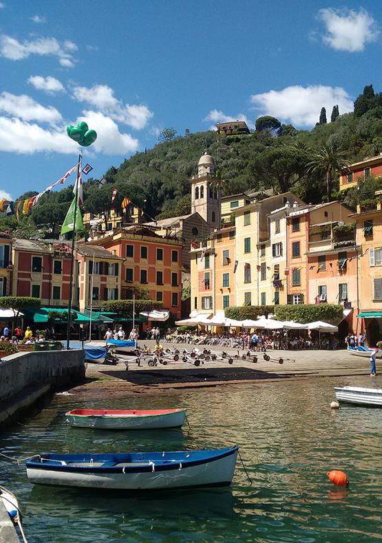 shore trips to portofino from la spezia