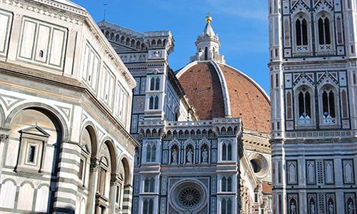 Santa Maria del Fiore - Florence - Italy