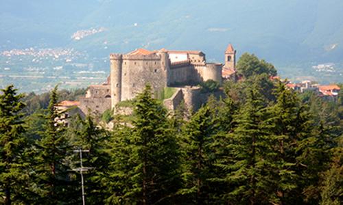 lunigiana castello fosdinovo
