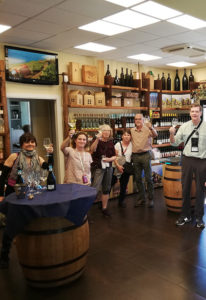 carrara wine tasting