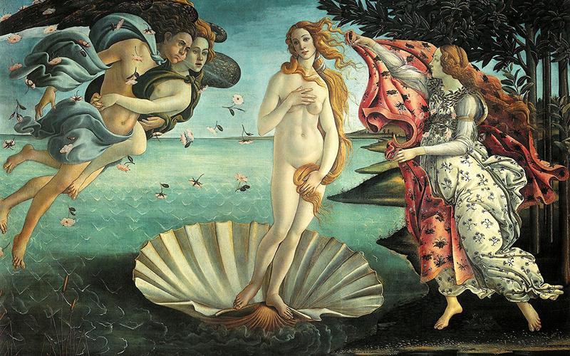 Venere botticelli800x500